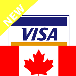 Pay Canadian VISA bill with bitcoin